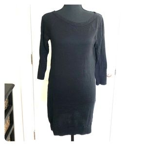 Juicy couture fitted sweater dress